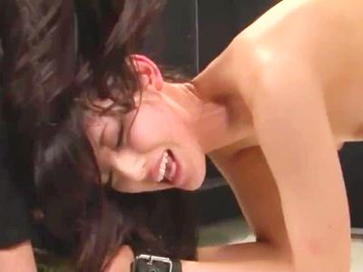 【レズ査問》詮索中に潜入したサンクチュアリで〆切スレスレエクスタシーされる!限界ヤバイキしまくりまんまんから奮発しての膣液ダダ漏れしてしまう!