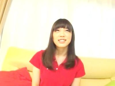 【女子大生ナンパ》正しいな清純系JDがパンティ素股(すまた)で奥の院濡らして、力でけいさいしちゃうw